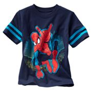 Marvel Ultimate Spider-Man Tee - Boys 4-7