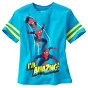 Marvel Ultimate Spider-Man I'm Amazing Tee - Boys 4-7