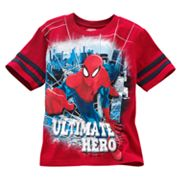 Marvel Ultimate Spider-Man Ultimate Hero Tee - Boys 4-7