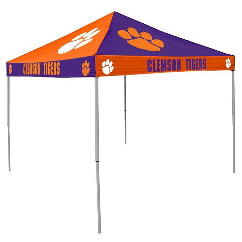 Clemson Tigers Checkerboard Tent