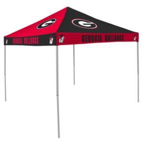 Georgia Bulldogs Checkerboard Tent