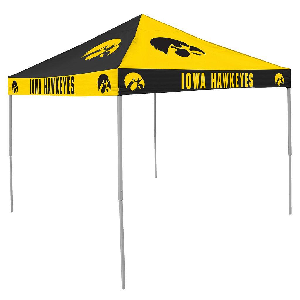 Iowa Hawkeyes Checkerboard Tent