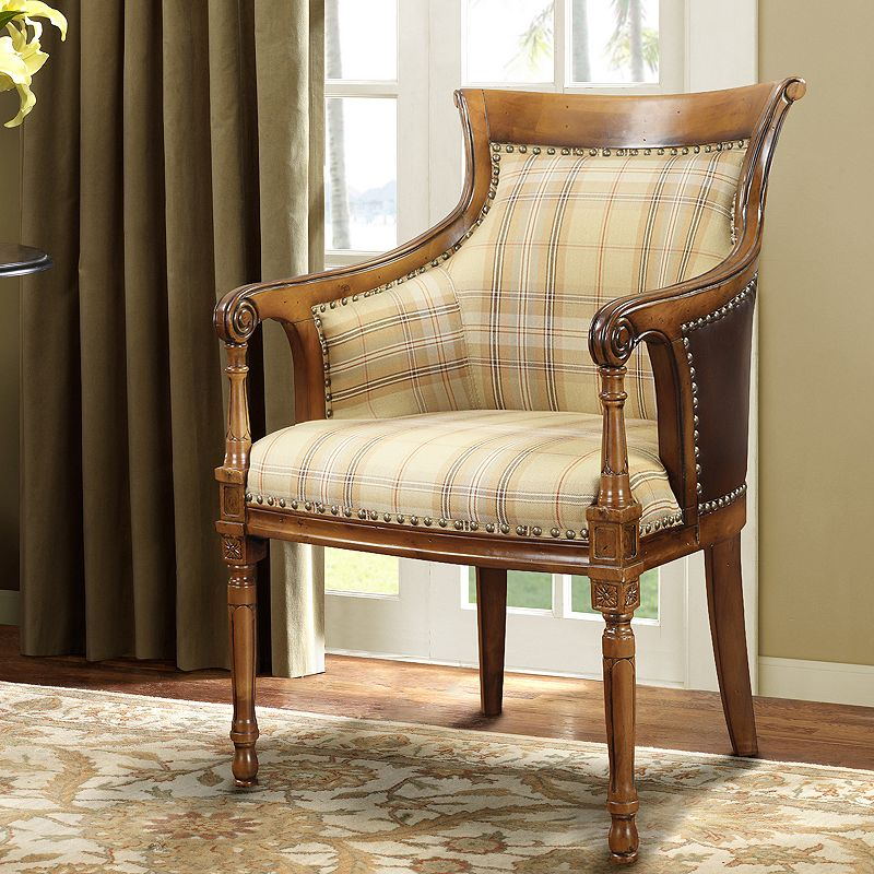 Madison Park Wilshire Accent Chair