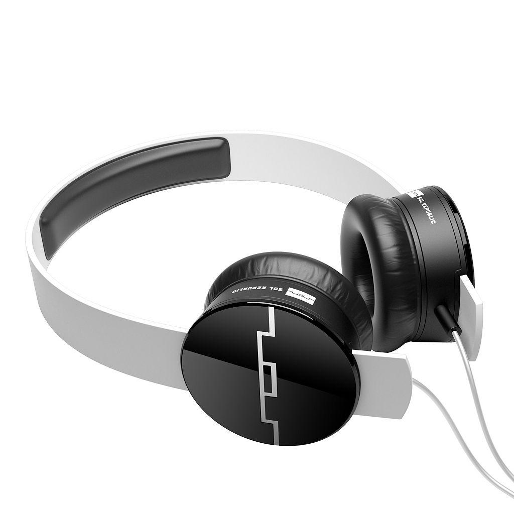SOL REPUBLIC Tracks 3-Button Headphones