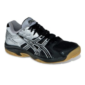 ASICS Jr Rocket Volleyball Shoes Grade School Boys