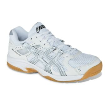 ASICS Jr Rocket Volleyball Shoes Grade School Girls