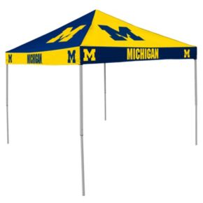 Michigan Wolverines Checkerboard Tent