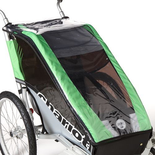 Chariot Cheetah 1 Rain Cover