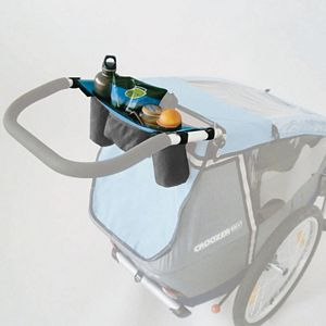 Croozer Handle Bar Console - Blue