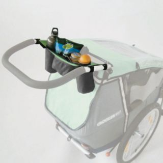 Croozer Handle Bar Console - Green