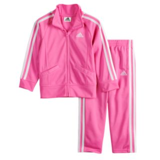 adidas Tricot Jacket and Pants Set - Baby