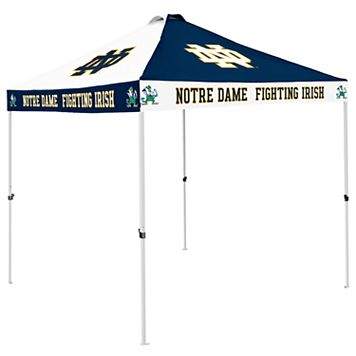 Notre Dame Fighting Irish Checkerboard Tent