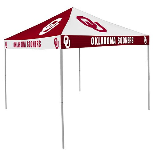 Oklahoma Sooners Checkerboard Tent