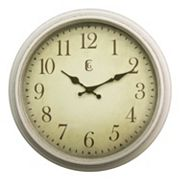 Geneva Clock 16-in. Wall Clock