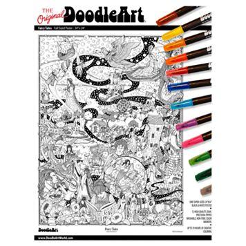 PlaSmart DoodleArt Fairy Tales