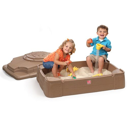 Step2 Play & Store Sandbox