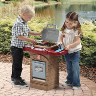 Step2 Fixin' Fun Outdoor Grill