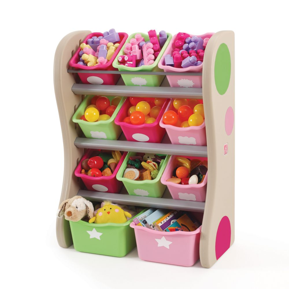Step2 Fun Time Room Organizer
