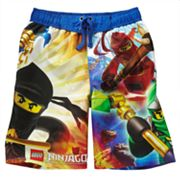 LEGO Ninjago Swim Trunks - Boys 8-20