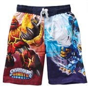 Skylanders: Giants Swim Trunks - Boys 8-20