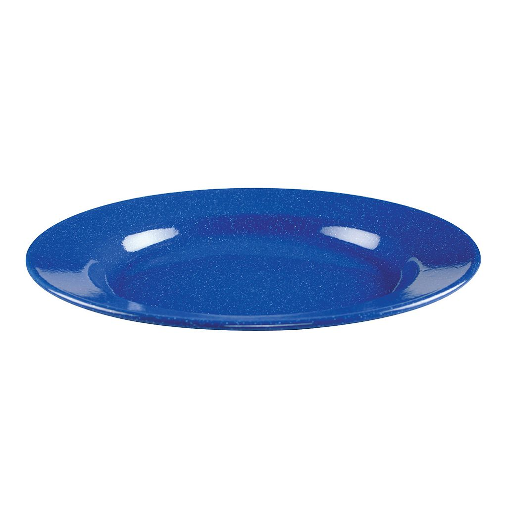Coleman 10-in. Enamel Camp Plate