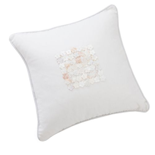 Marquis by Waterford Tara Square Decorative Pillow