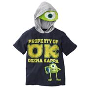 Disney/Pixar Monsters University Property of OK Tee - Boys 4-7