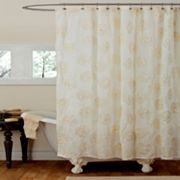 Lush Decor Samantha Shower Curtain