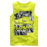 Tony Hawk Camo Pane Tank - Boys 8-20
