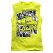 Tony Hawk Camo Pane Muscle Tee - Boys 8-20
