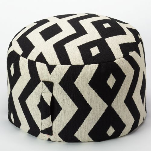 Brentwood Tribal Pouf