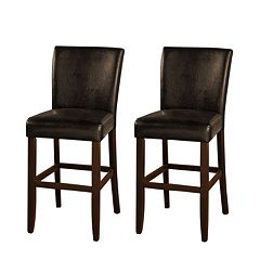 American Heritage Billiards 2-pc. Adriana Bar Stool Set