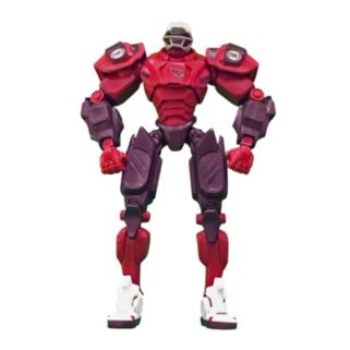 Arizona Cardinals Cleatus FOX Sports Robot Action Figure