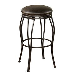 American Heritage Billiards Romano Swivel Bar Stool
