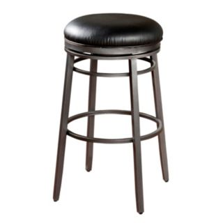 American Heritage Billiards Silvano Swivel Bar Stool