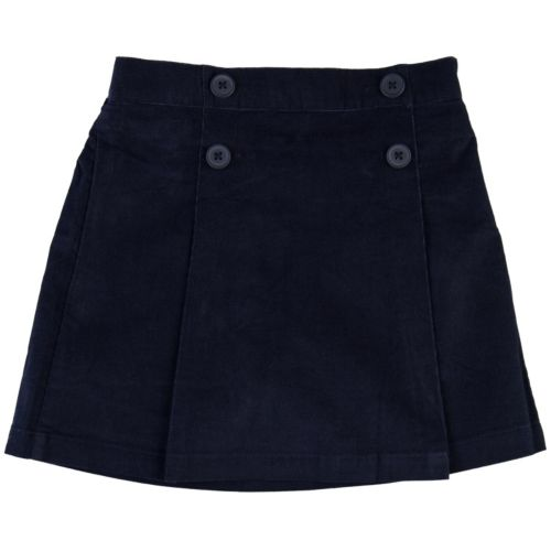 Chaps Pleated Corduroy School Uniform Scooter - Girls 4-6x