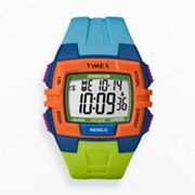 Timex Expedition Colorblock Resin Digital Chronograph Watch - T49922 - Men