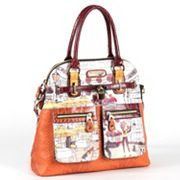 Nicole Lee Suzy's Collection Claire Convertible Tote