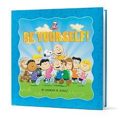 Kohl's Cares® Peanuts 'Be Yourself' Book