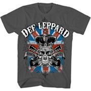Def Leppard Rock Of Ages Tee - Men