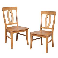 Cosmo Verona Chair 2-piece Set