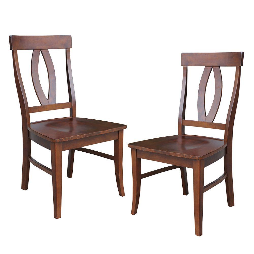 Cosmo Verona Chair 2-piece Set