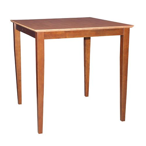 Contemporary Shaker-Styled Table
