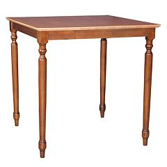 Classic Finial-Styled Table