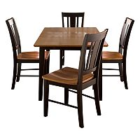 5 pc San Remo Dining Table & Chair Set