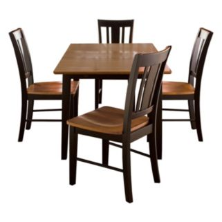 5-pc. San Remo Dining Table and Chair Set