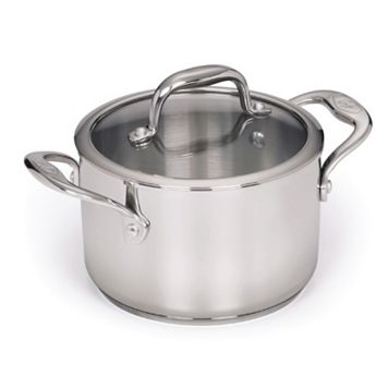 Guy Fieri 3-qt. Stainless Steel Covered Saucepot