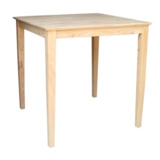 Natural Shaker-Styled Table