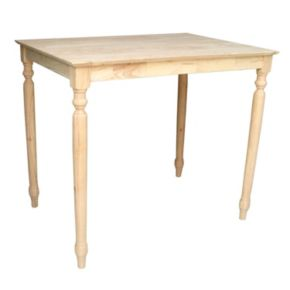 Traditional Carved Table