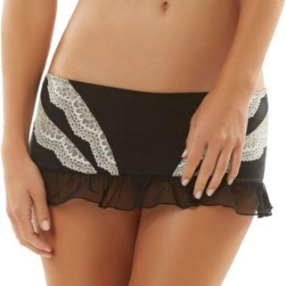 Jezebel Amanda Lace Lingerie Skirt 69004 - Women's